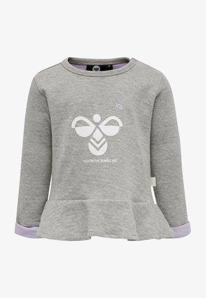 ALBERTE  - Sweater - grey melange