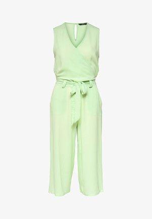 JUMPSUIT WICKEL - Jumpsuit - pastel green
