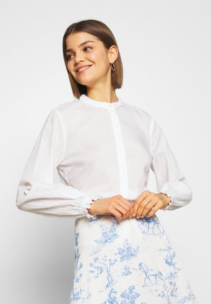 PCANELOPE - Blouse - bright white