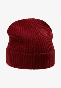 Johnstons of Elgin - CASHMERE BEANIE - Beanie - cabernet - 4