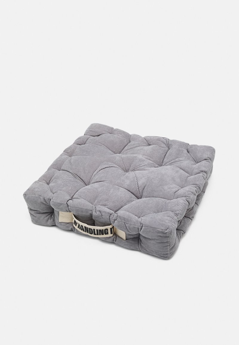 TYPO - FLOOR CUSHION UNISEX - Other accessories - cool grey