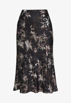 ELLY EVOLUTION SKIRT - A-line skirt - black