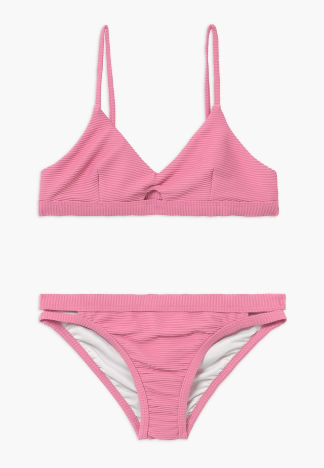SUMMER ESSENTIALS SET - Bikini - cashmere rose