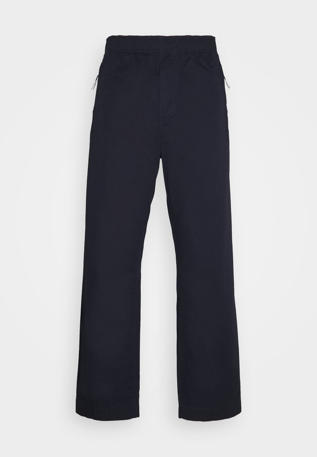 STANLEY TROUSERS - Pantalones - navy