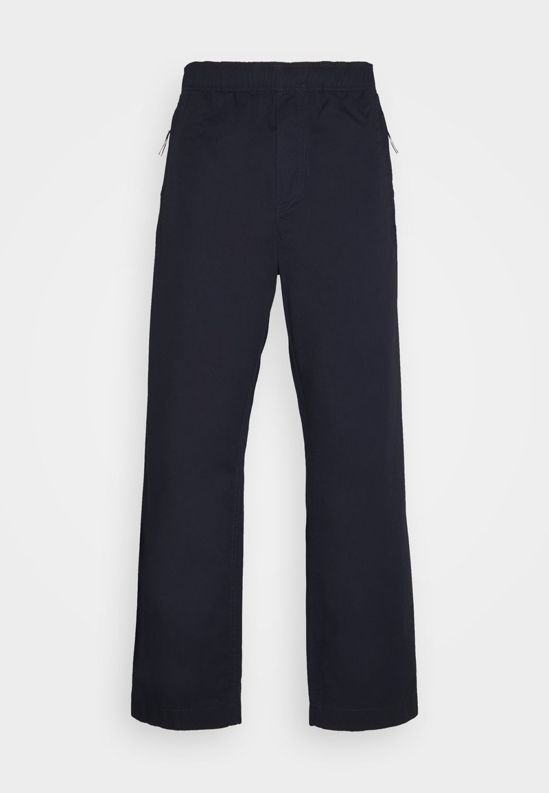 Wood Wood - STANLEY TROUSERS - Trousers - navy