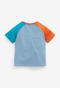 Next - GOTS ORGANIC DINOSAUR STRETCH - T-shirt print - green - 2