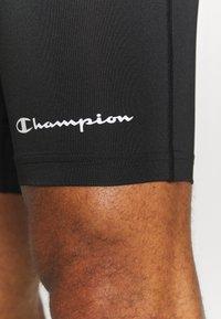 Champion - SHORTS - Punčochy - black - 7