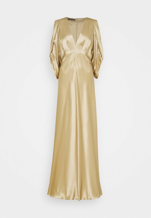DRESS - Robe de cocktail - beige