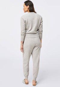 OYSHO - Pyžamový spodní díl - grey - 2