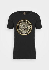 Glorious Gangsta - DONAEO TEE - T-shirt z nadrukiem - jet black - 3