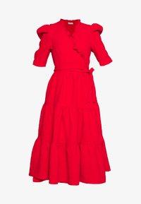 Hofmann Copenhagen - CIARA - Koktejlové šaty/ šaty na párty - fiery red - 5