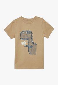 Name it - NKMDANNI  - Print T-shirt - tannin - 0