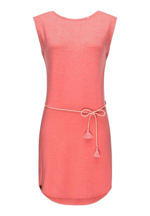 VALENCIA - Jersey dress - rose20