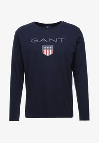 GANT - SHIELD - Longsleeve - evening blue - 3