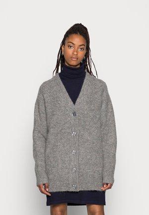 CARDIGAN - Vest - mid grey mel