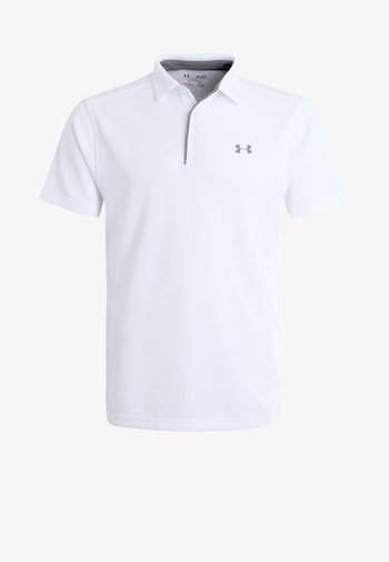 TECH  - Polotričko - white/graphite