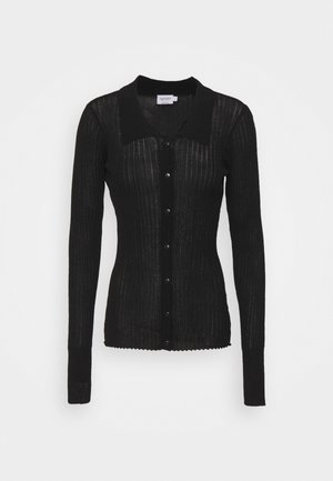MATHILDE GØHLER - Cardigan - black