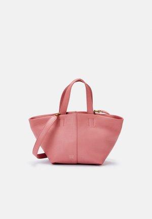 MINI TULIPANO BAG - Håndveske - peony/pink