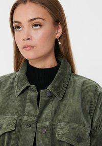 JDY - Button-down blouse - grape leaf - 4