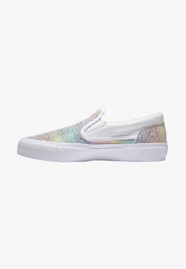 Sneakersy niskie - rainbow