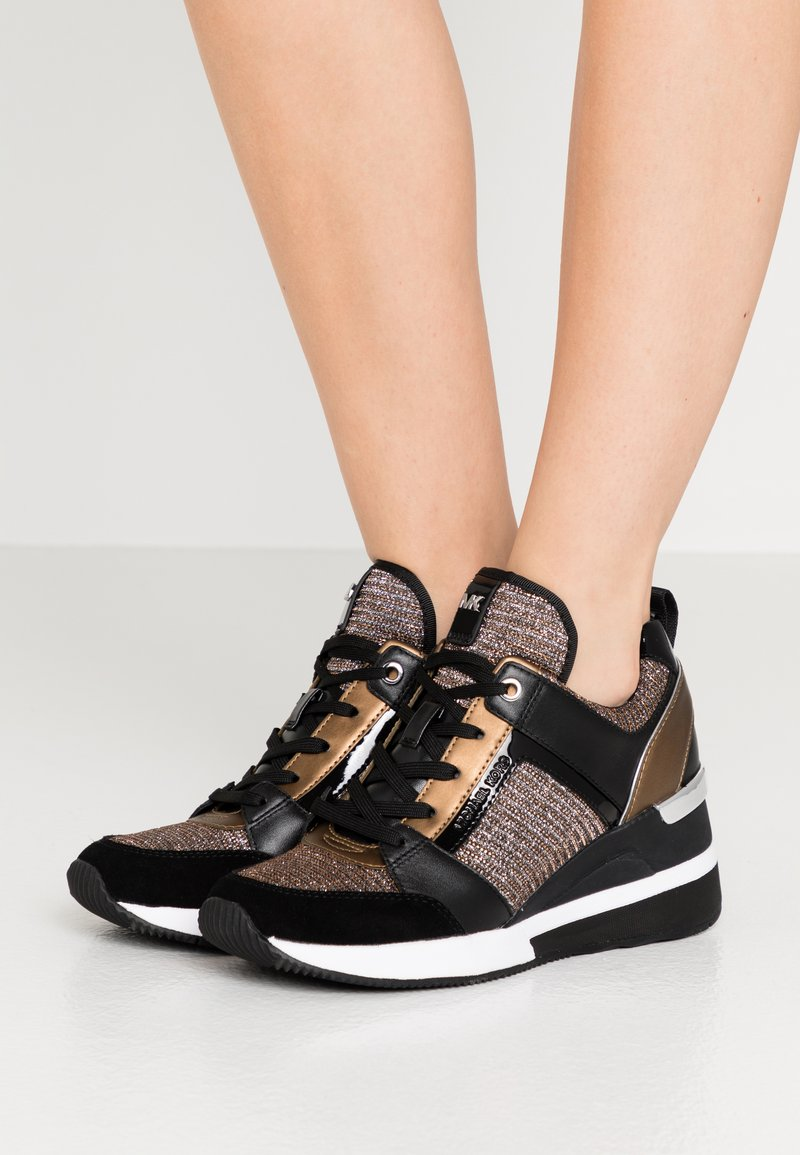 MICHAEL Michael Kors - GEORGIE TRAINER - Zapatillas - bronze