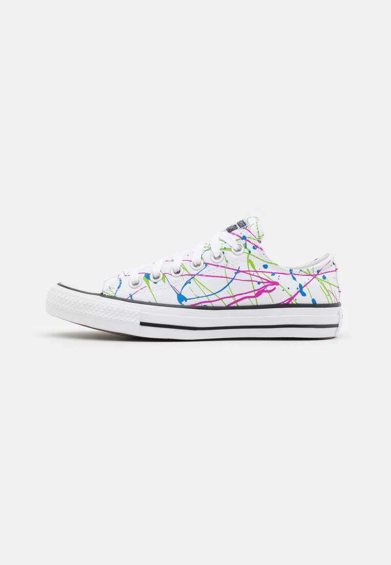 Converse - CHUCK TAYLOR ALL STAR ARCHIVE PAINT SPLATTER UNISEX - Trainers - white/multicolor