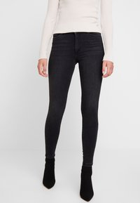 Dorothy Perkins - ALEX - Jeans Skinny Fit - black - 0