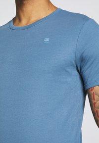 G-Star - BASE 2 PACK  - Basic T-shirt - delft - 4