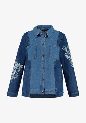 Denim jacket - blue denim