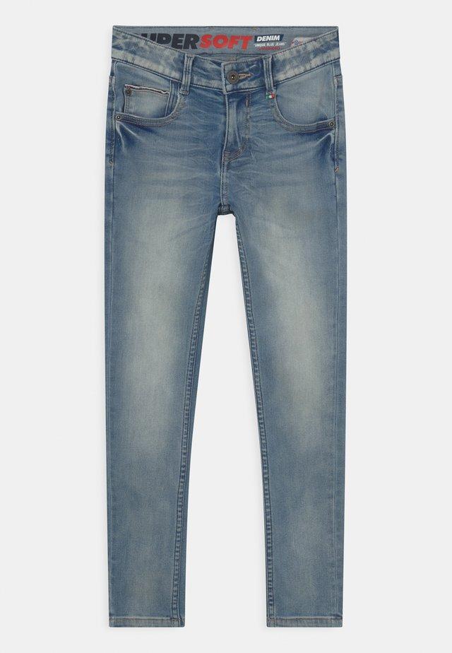 APACHE - Jeans Skinny Fit - light-blue denim