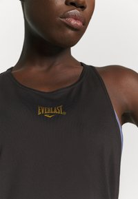 Everlast - TANK NACRE - Top - black - 5