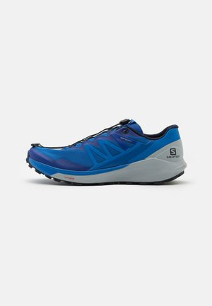 SENSE RIDE 4 - Trail running shoes - turkish sea/pearl blue/night sky