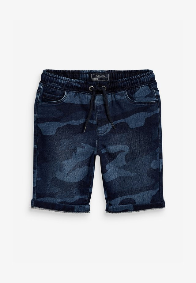 Shorts di jeans - multi-coloured