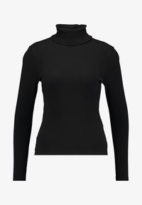 Even&Odd - Långärmad tröja - black - 4