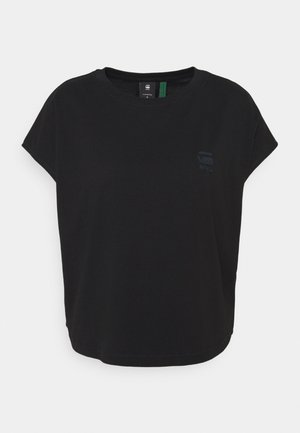 CONSTRUCTED LOOSE - Print T-shirt - black