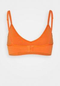 ELLE - SEAMFREE BRALETTE - Triangle bra - orange - 1