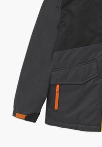Icepeak - LOWDEN UNISEX - Snowboard jacket - granite - 2