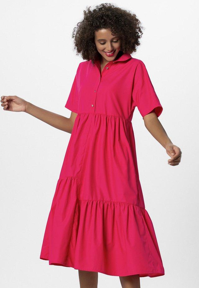 DRESS - Abito a camicia - pink