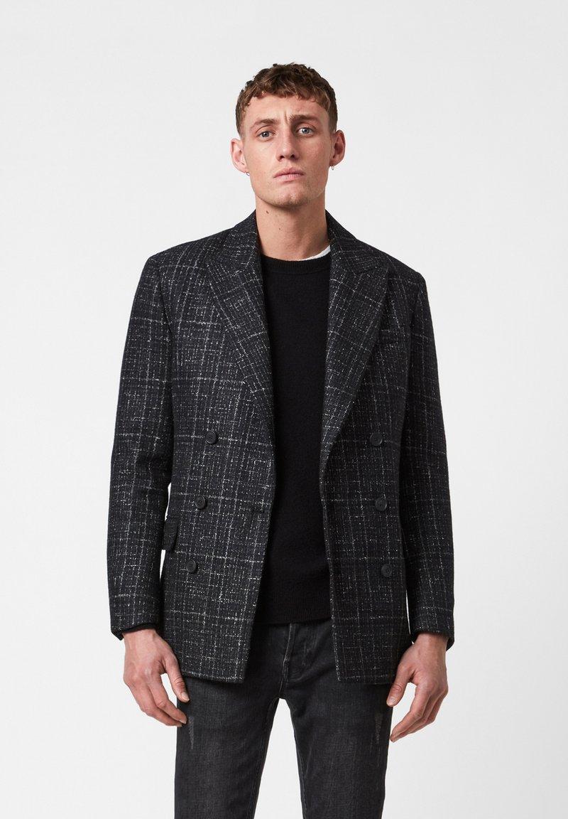 AllSaints - MERCER - Blazer jacket - black