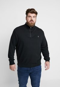 Polo Ralph Lauren Big & Tall - Long sleeved top - black - 0