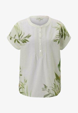 T-shirt z nadrukiem - whisper white