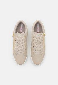 s.Oliver - Tenisky - beige - 5
