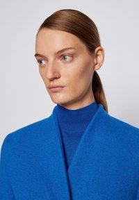 BOSS - Classic coat - light blue - 3