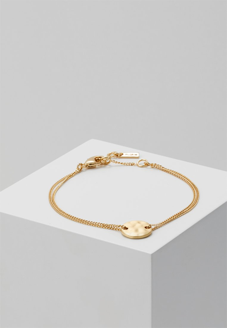 Pilgrim - BRACELET LIV - Bracelet - gold-coloured