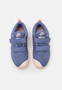 Nike Performance - PICO 5 UNISEX - Sportschoenen - world indigo/metallic red bronze/washed coral - 3