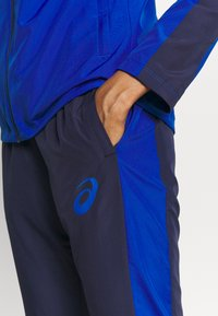 ASICS - LINED SUIT SET - Treningsdress - blue/peacoat - 8