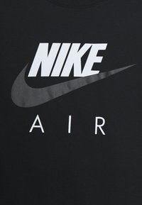 Nike Sportswear - AIR - Triko spotiskem - black - 2