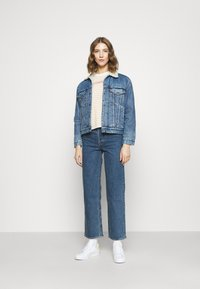 Levi's® - RIBCAGE STRAIGHT ANKLE - Jeansy Straight Leg - georgie - 4