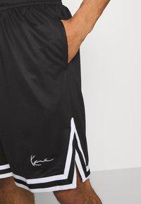 Karl Kani - SIGNATURE SHORTS - Shorts - black - 4
