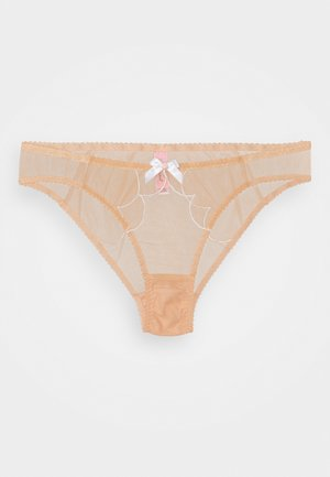 LORNA BRIEF - Briefs - nude/white